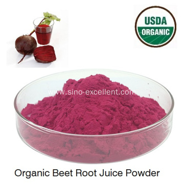 Organic Beet Root Juice Powder